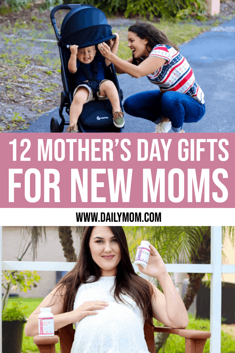 12 Favorite Mothers Day Gifts For New Moms