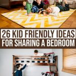 26 Kid Friendly Ideas for Sharing a Bedroom 1 Daily Mom Parents Portal