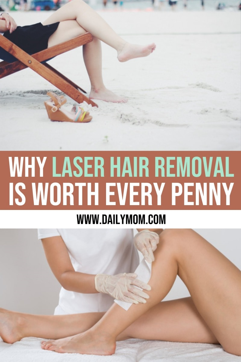 daily mom parent portal laser hair removal cost