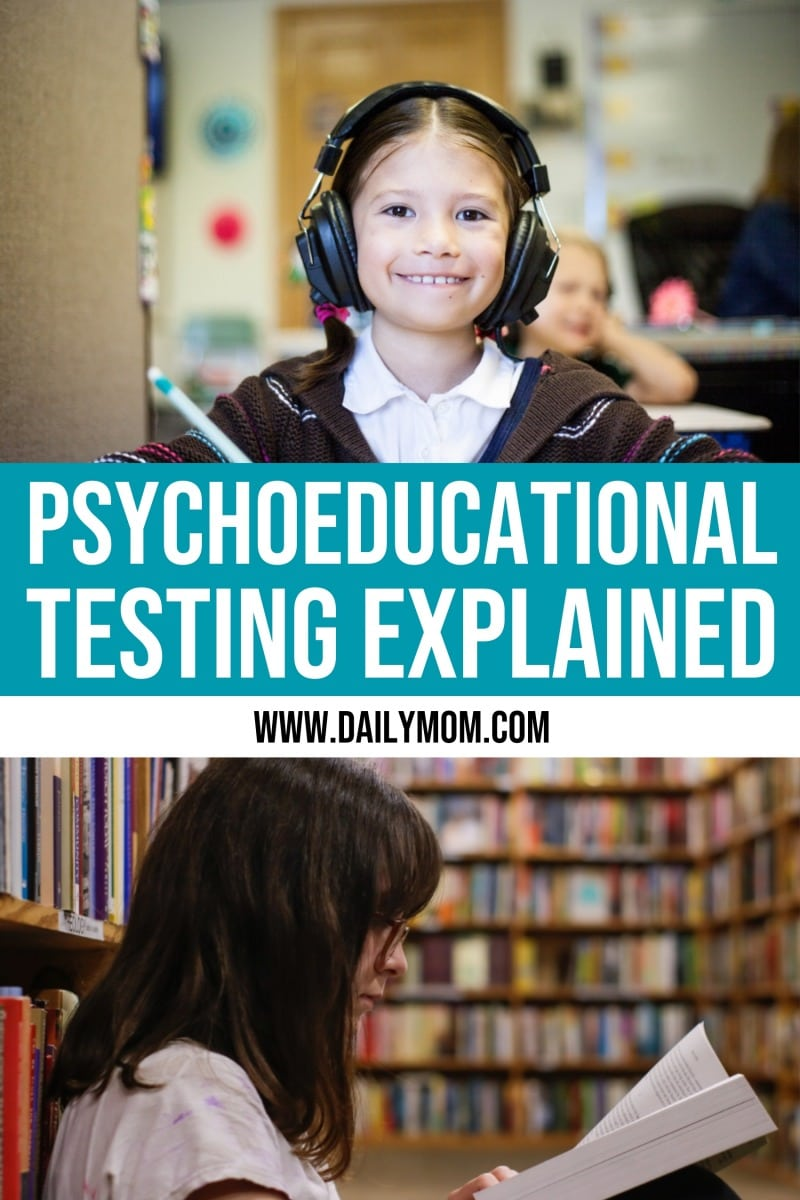 daily mom parent portal Psychoeducational Testing