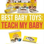 Best Baby Toys: Teach My Baby 1 Daily Mom Parents Portal