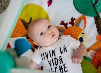 A Millennial Mom's Baby Shower Registry