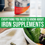 Everything You Need to Know about Taking an Iron Supplement 1 Daily Mom Parents Portal