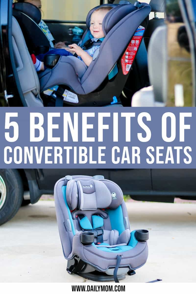 Why Your Baby Needs A Rear Facing Convertible Car Seat