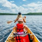 A Honeymoon Escape: Gunflint Lodge
