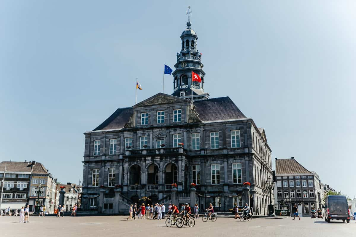 Maastricht Daily Mom Parent Portal