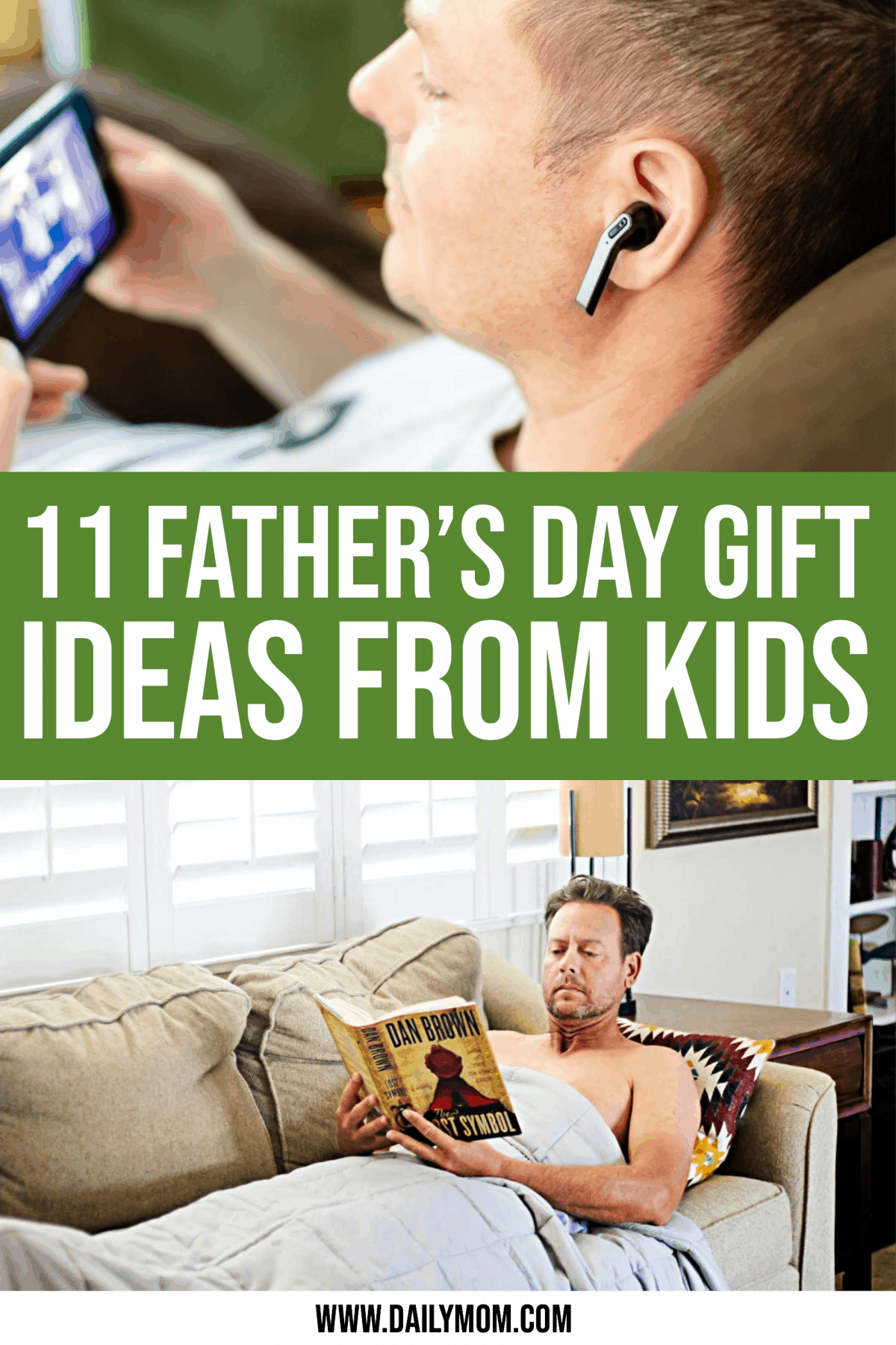 10 Unique Father's Day Gifts From Kids