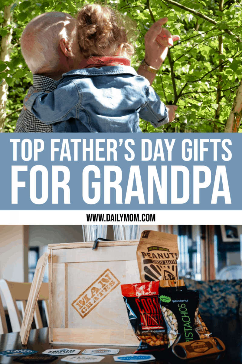 The 8 Top Father's Day Gifts For Grandpa