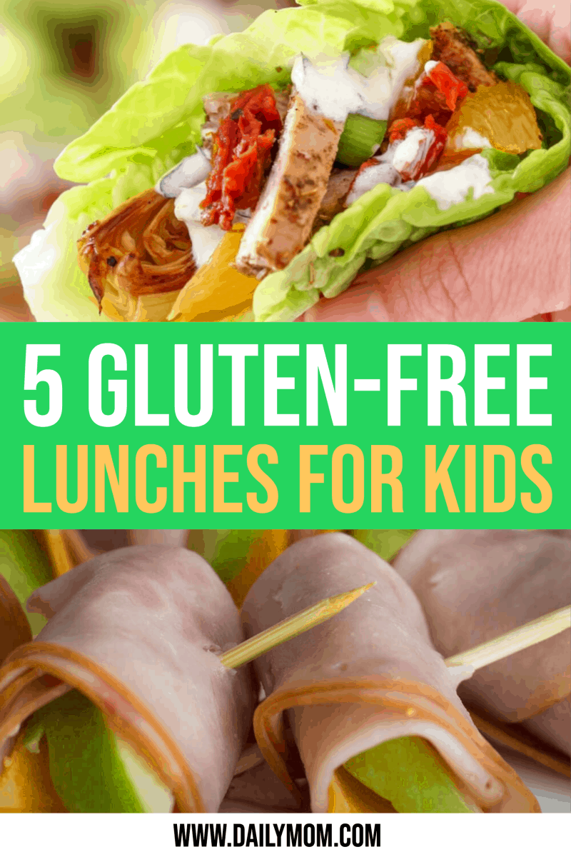 5 Gluten-free Kids Lunch Ideas For Health-conscious Moms