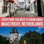 Everything You Need to Know about Maastricht, Netherlands 1 Daily Mom Parents Portal
