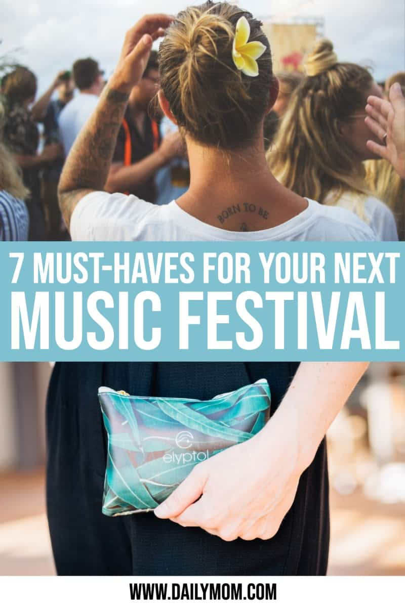7 Must-have Things To Take To A Music Festival