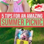 How To Host The Perfect Summer Picnic 1 Daily Mom Parents Portal