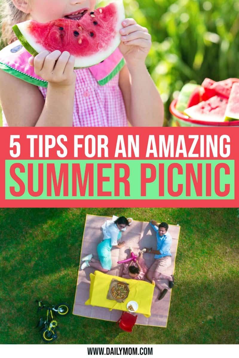 Daily Mom Parent Portal Summer Picnic
