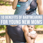 Benefits of Babywearing For Young New Moms 1 Daily Mom Parents Portal