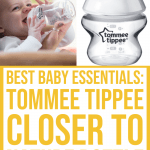 Best Baby Essentials: Tommee Tippee Closer to Nature Bottle 1 Daily Mom Parents Portal