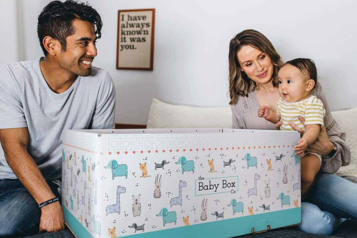 Baby Box Co. – Best Baby Safety Products