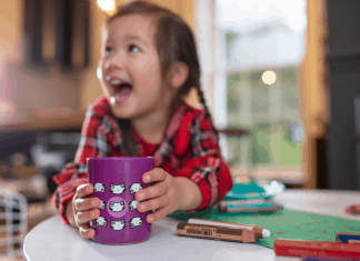 Most Innovative Baby Products: Tommee Tippee No Knock Cup