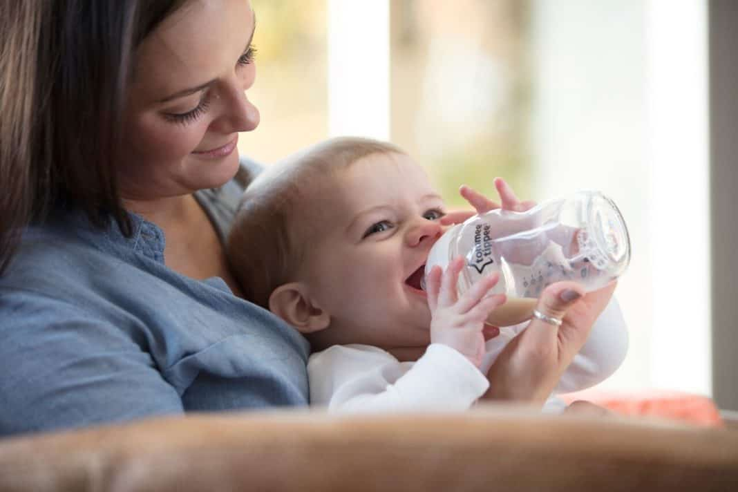 Best Baby Essentials: Tommee Tippee Closer To Nature Bottle