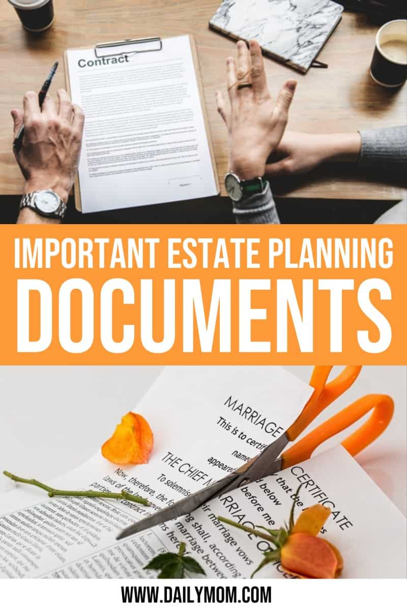 daily mom parent portal estate planning documents