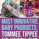 Most Innovative Baby Products: Tommee Tippee No Knock Cup 1 Daily Mom Parents Portal