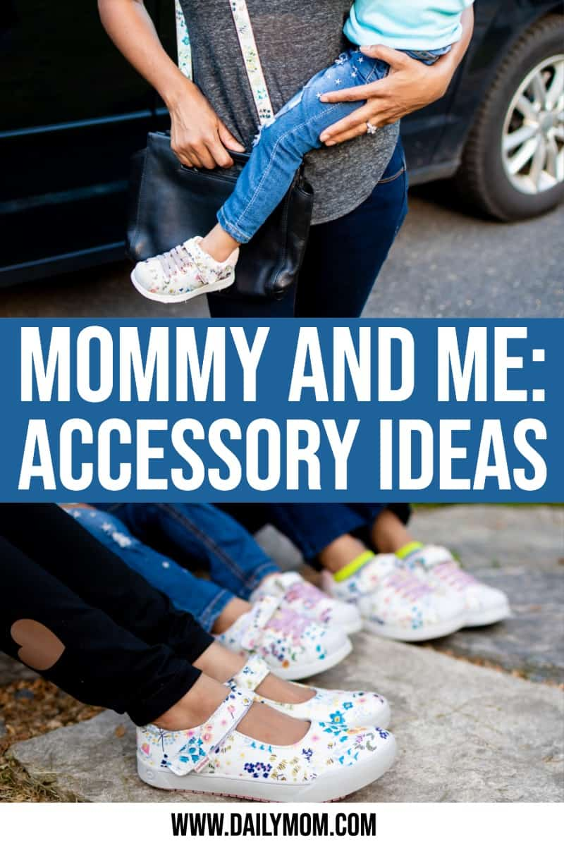 Matching Accessories For Mommy And Me Made Easy