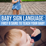 Baby Sign Language: First 8 Signs to Teach Your Baby 1 Daily Mom Parents Portal