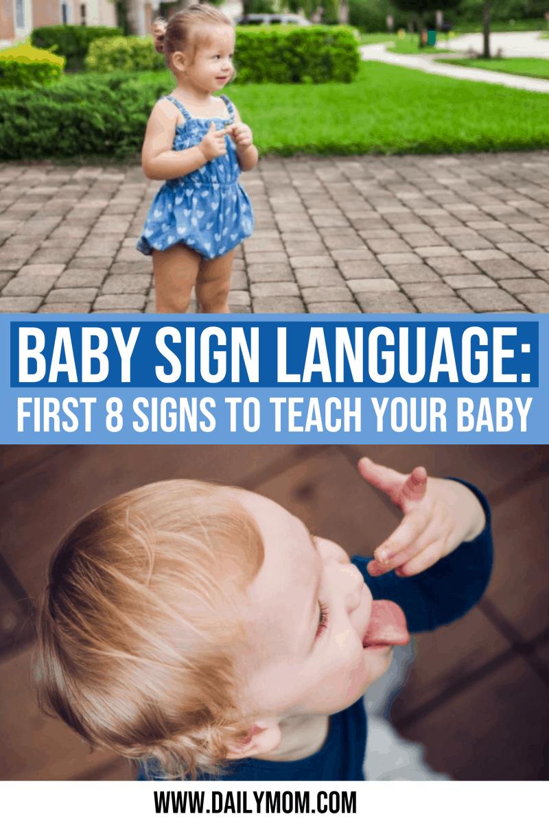 daily mom parent portal baby sign language
