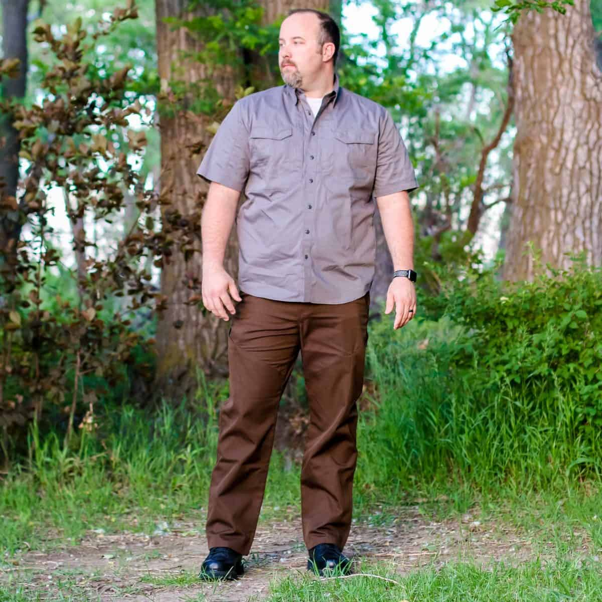 Men's Tactical Clothing For Everyday Wear