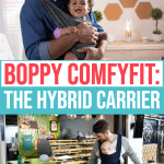 The New Boppy ComfyFit Baby Carrier 1 Daily Mom Parents Portal