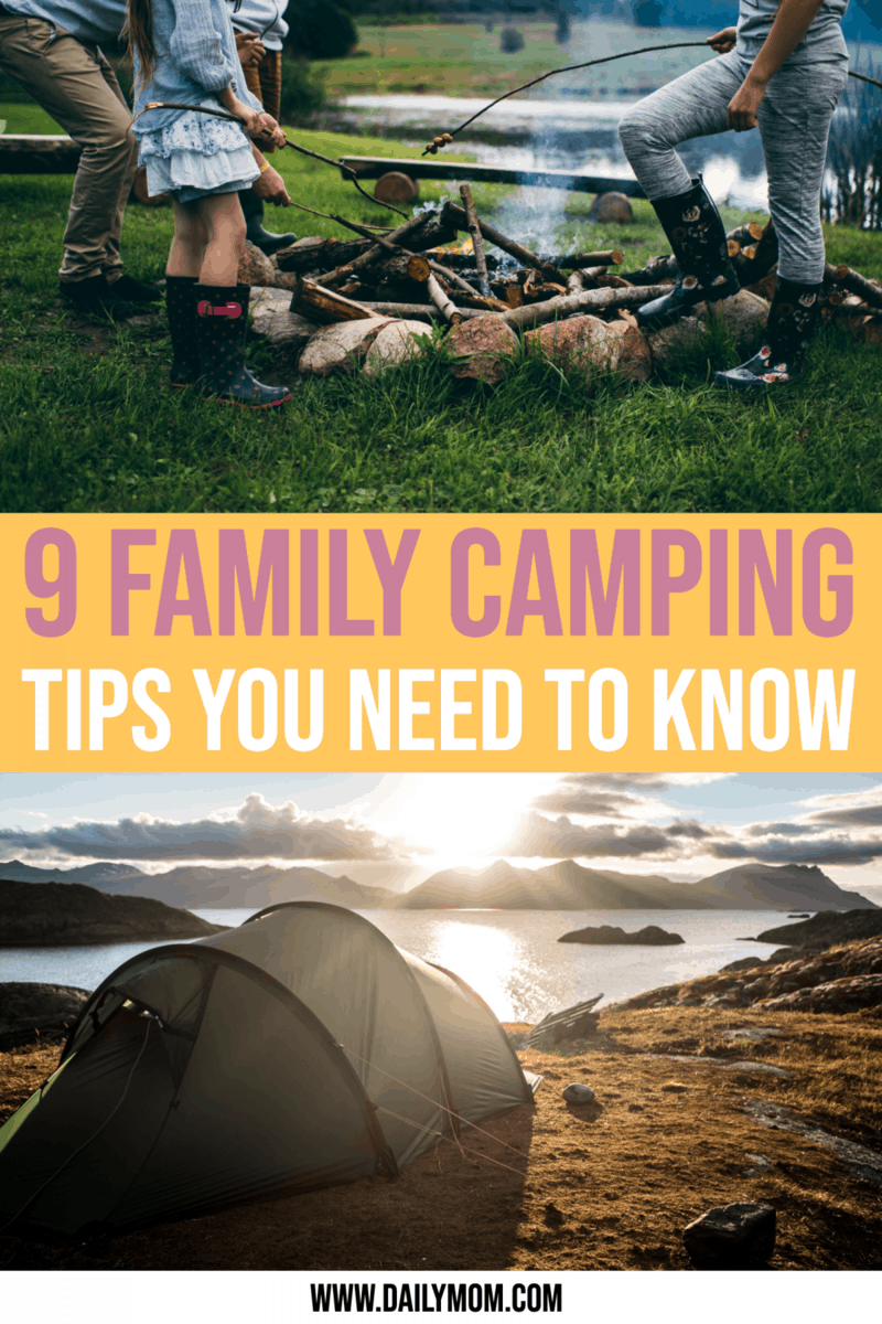Family Camping Tips Daily Mom Parent Portal