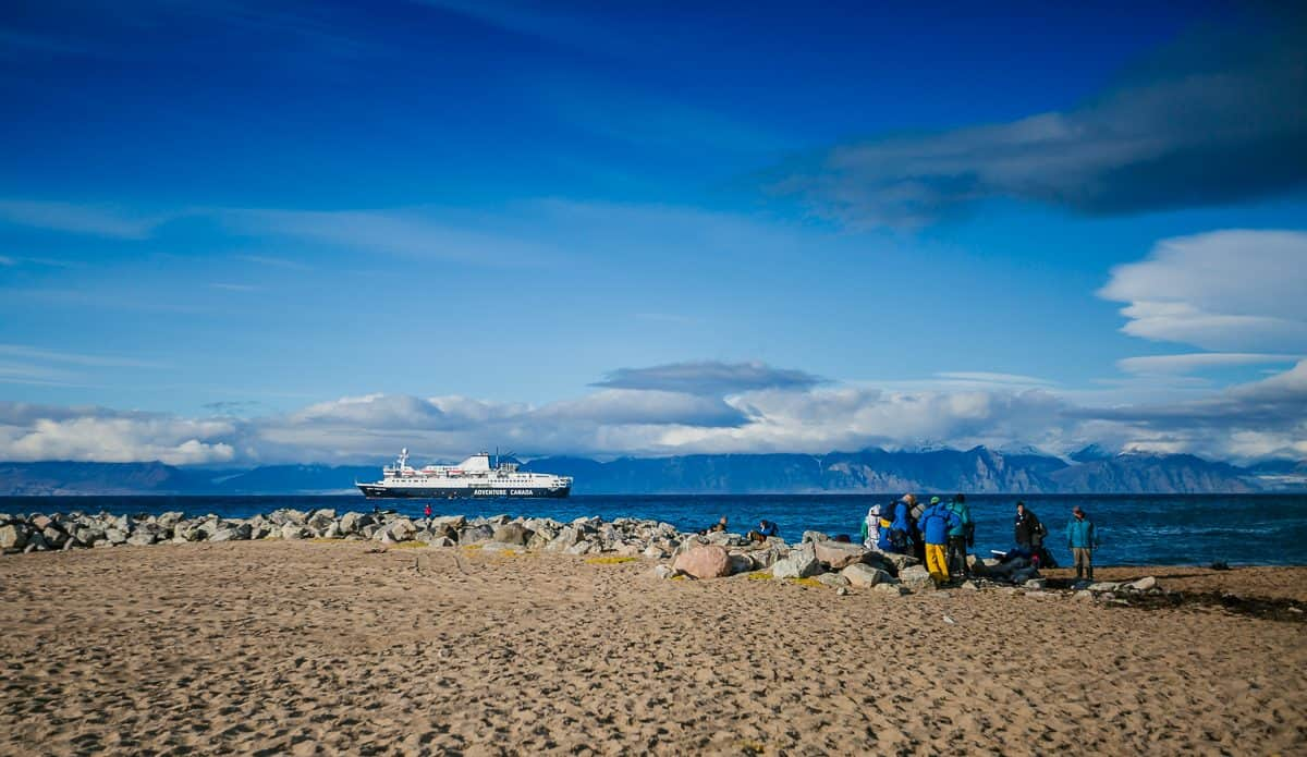 Arctic Cruise With Adventure Canada Daily Mom Parent Portal Pond Inlet