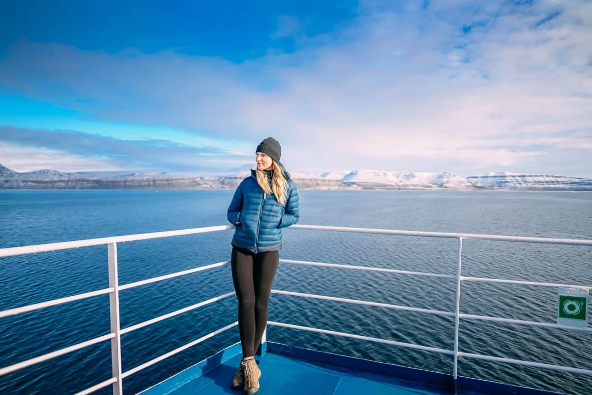 Arctic Cruise With Adventure Canada Daily Mom Parent Portal Stratton Bay
