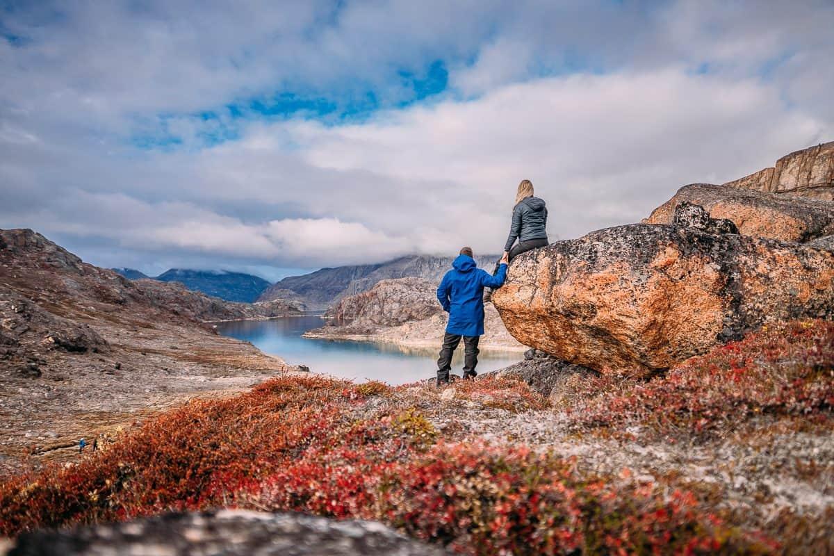 Arctic Cruise With Adventure Canada Daily Mom Parent Portal Etah