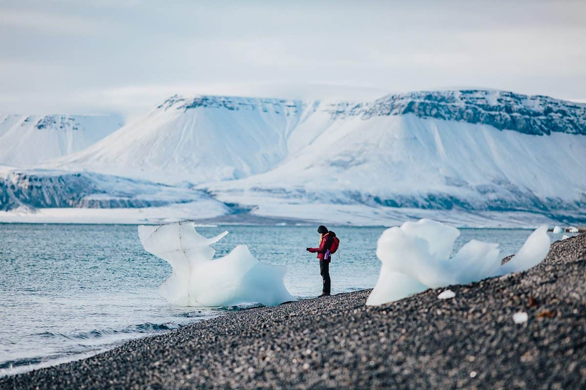 Arctic Cruise With Adventure Canada Daily Mom Parent Portal South Cape Fjord