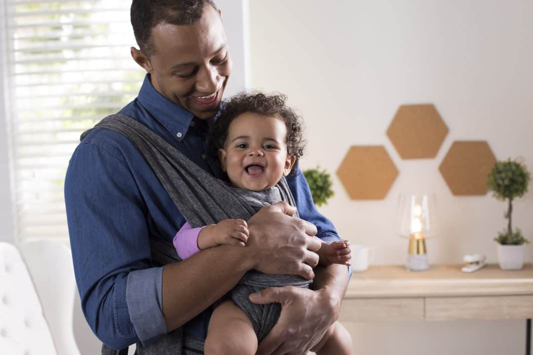 A New Comfy Baby Carrier From Boppy: Boppy Comfyfit