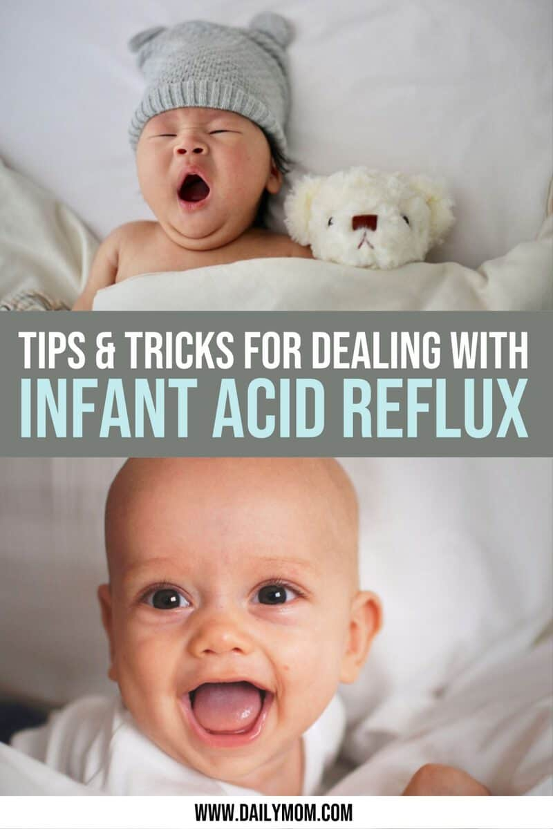 daily mom parent portal acid reflux in infants