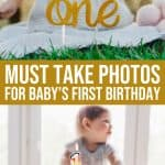 Baby's First Birthday: Must Take Photos 1 Daily Mom Parents Portal