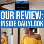 Review of DAILYLOOK: Our First Month Unveiled 1 Daily Mom Parents Portal
