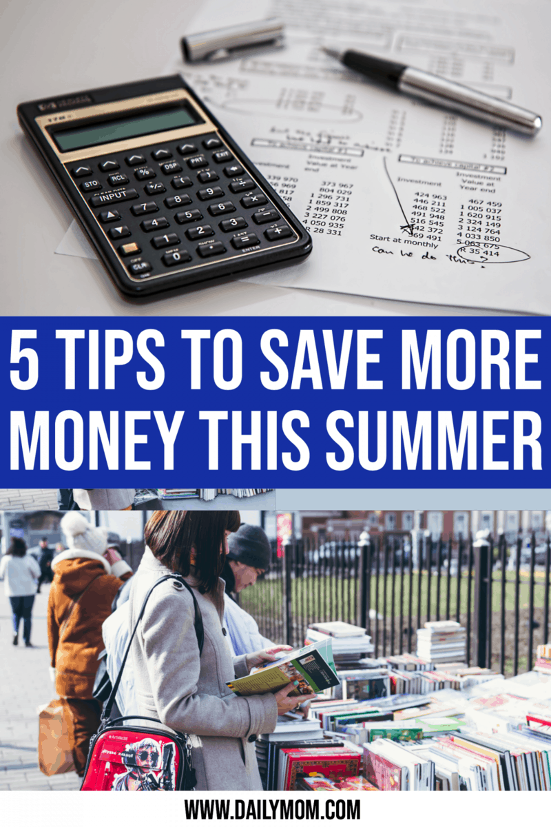 5 Tips To Save Money This Summer