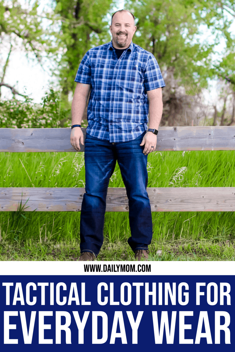 The Best Men's Tactical Clothing For Everyday Wear