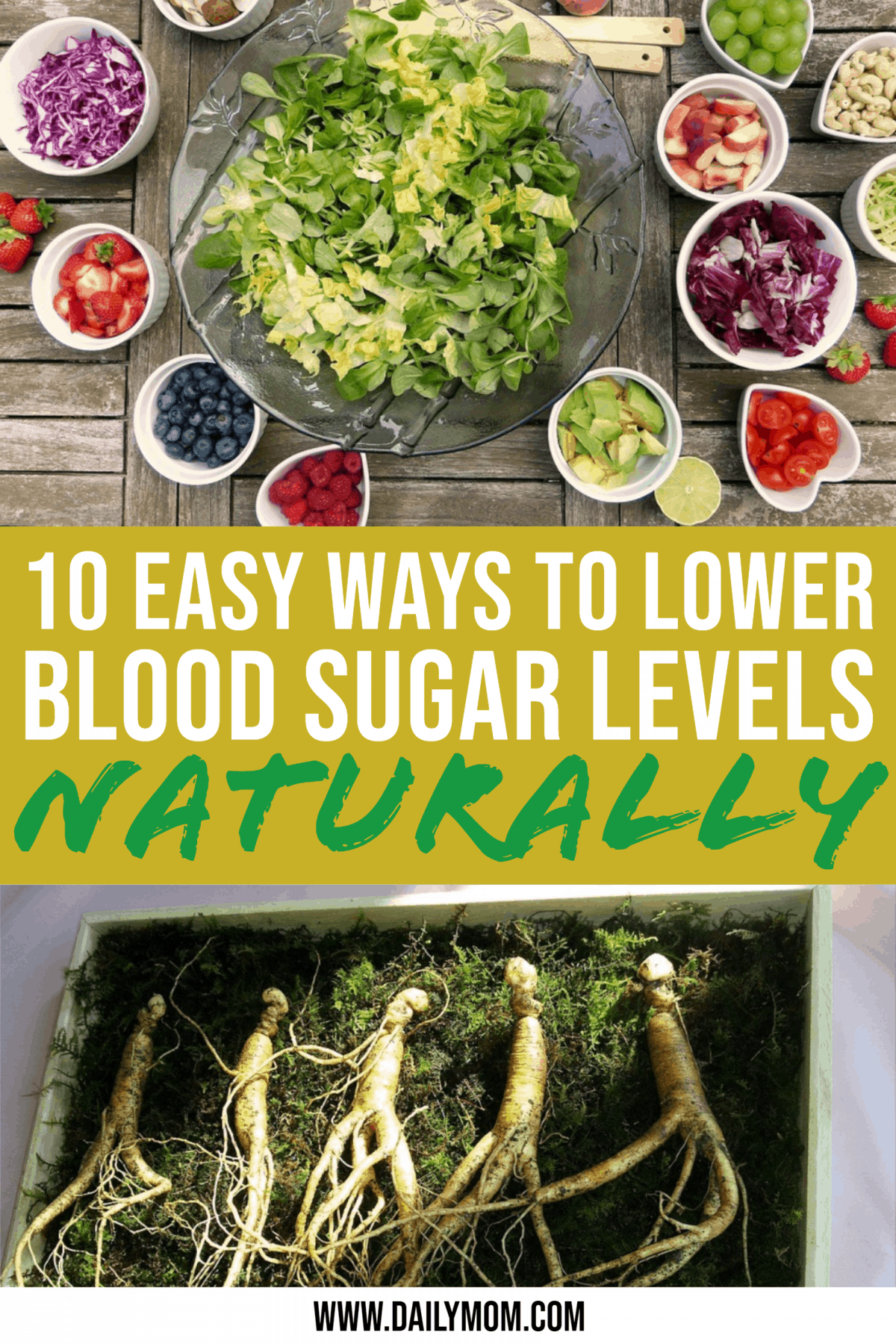 10 Easy Ways To Lower Blood Sugar Levels Naturally