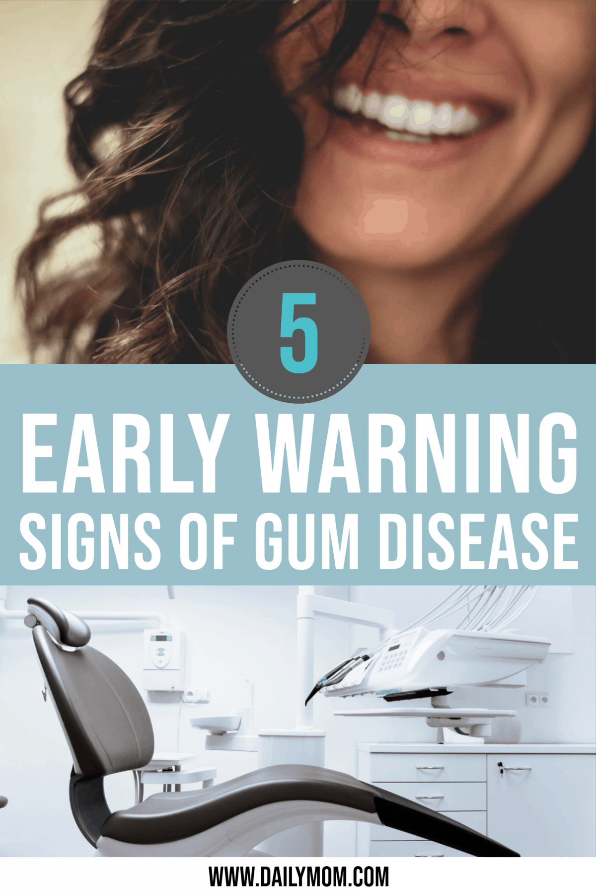 5 Early Warning Signs Of Gum Disease
