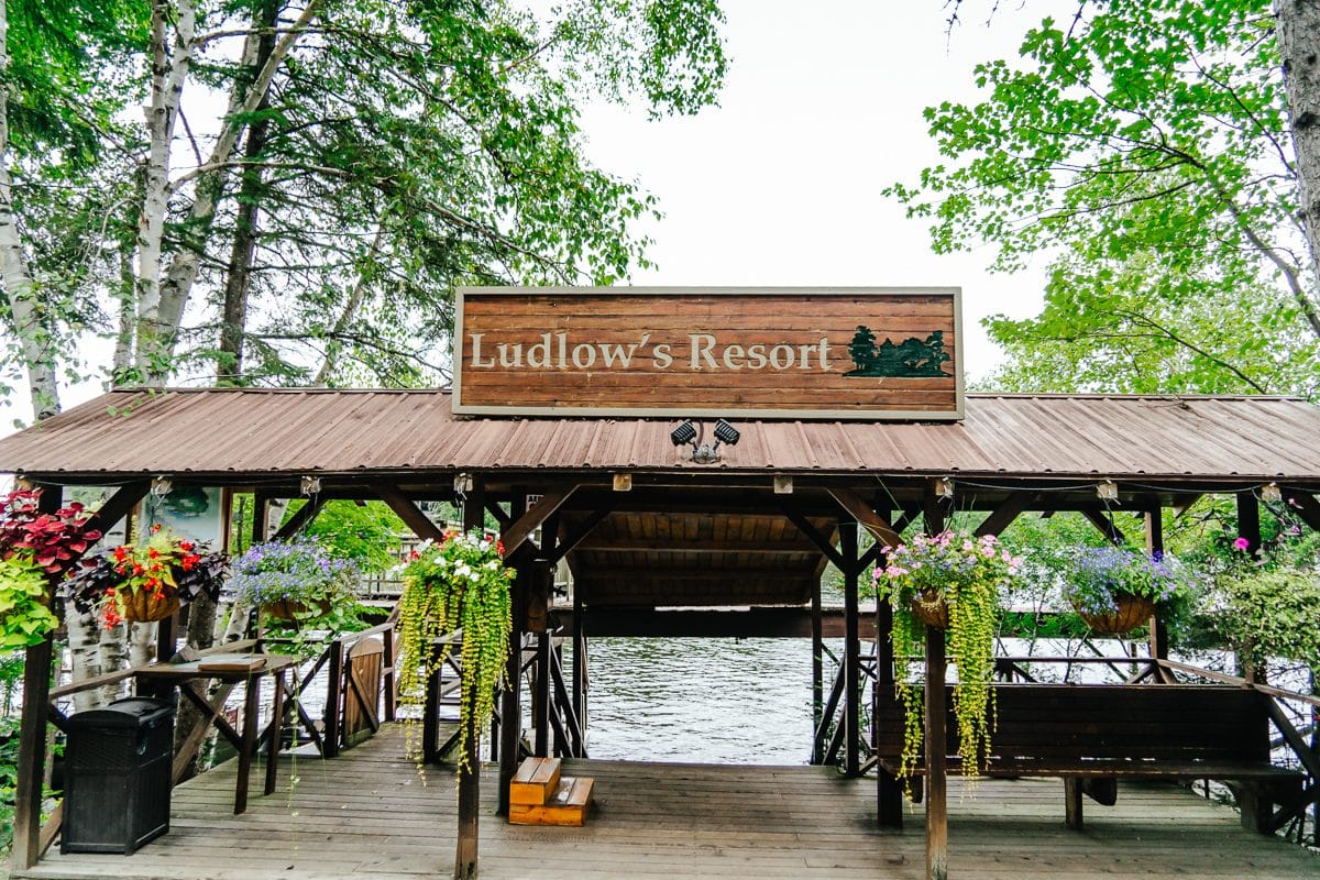 A Summer Escape: Ludlow's Island Resort