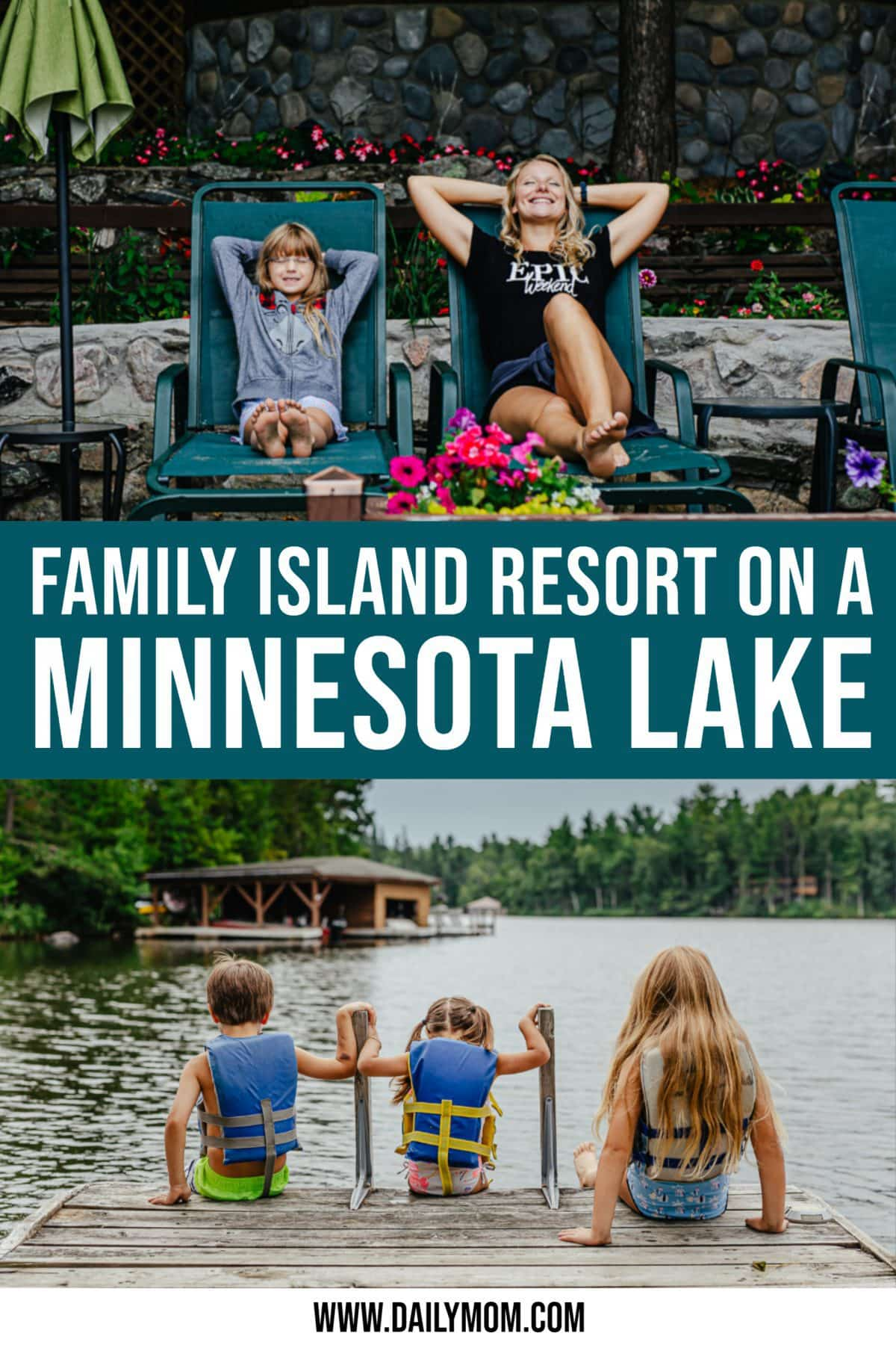 Ludlow's Island Resort In Minnesota {in Photos}