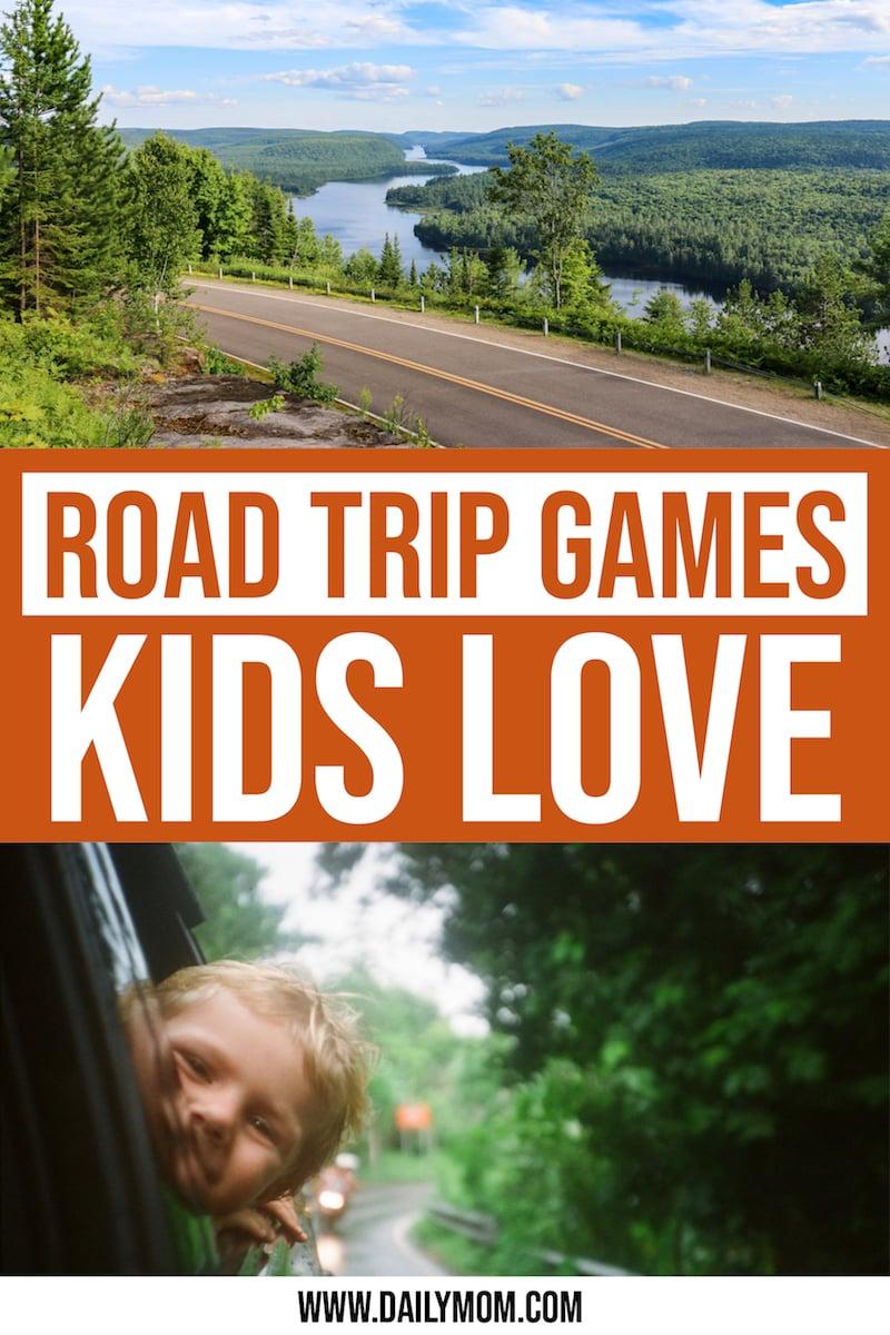 10 Best Road Trip Car Games For Kids