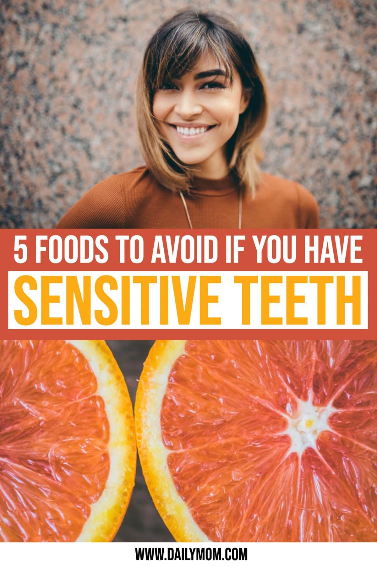 5 Foods To Avoid If You Have Sensitive Teeth