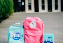 5 Steps To Getting Your Kids Pumped For Back To School With Personalized School Supplies From Stuck On You