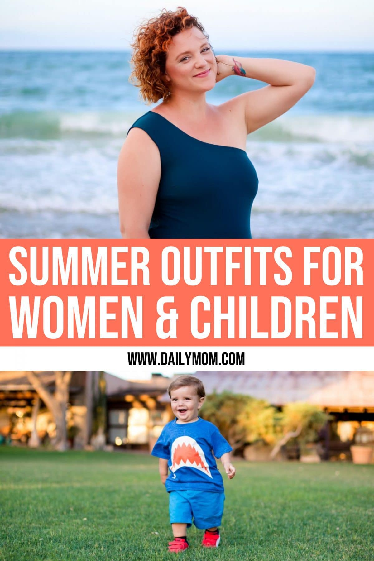 Summer Outfits For Women & Children