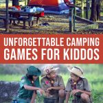 Camping Games For Kids To Enjoy On Your Next Campout