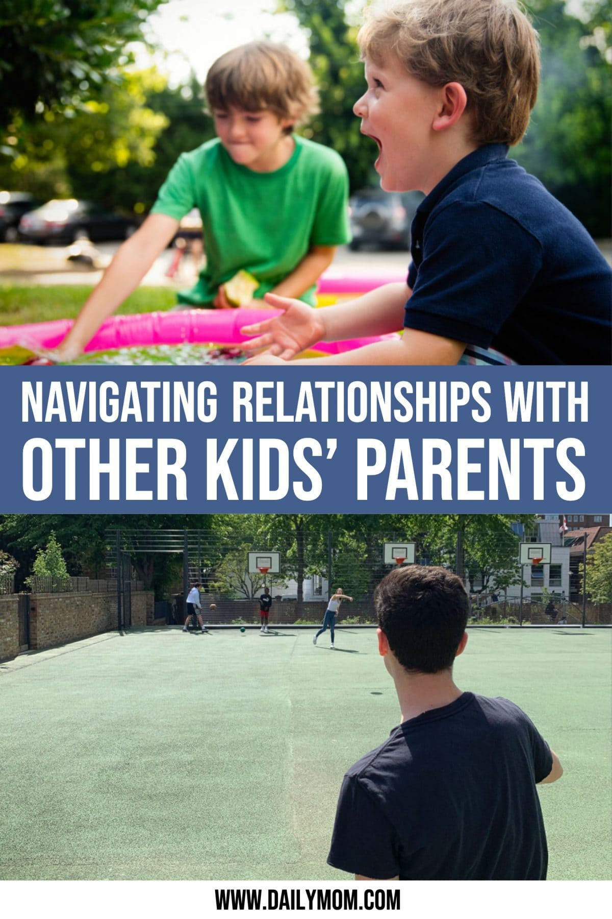 Your Child's Friend's Parents: Your Guide To Navigating These Tricky Waters